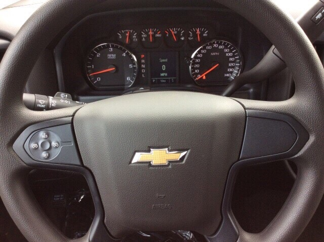 2017 Silverado 1500 Double Cab, Pickup #HZ169971 - photo 19