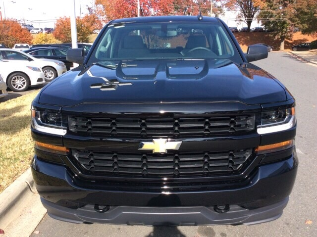 2017 Silverado 1500 Double Cab, Pickup #HZ169971 - photo 9