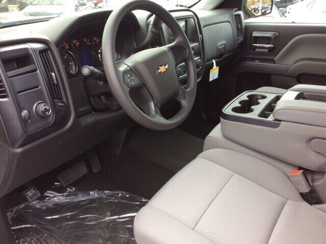 2017 Silverado 1500 Double Cab, Pickup #HZ181901 - photo 13