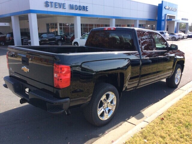 2017 Silverado 1500 Double Cab, Pickup #HZ181901 - photo 5