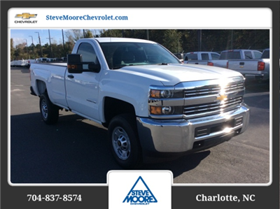 2017 Silverado 2500 Regular Cab,  Pickup #HZ261759 - photo 3