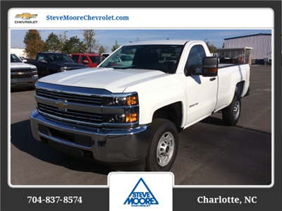 2017 Silverado 2500 Regular Cab,  Pickup #HZ261759 - photo 1