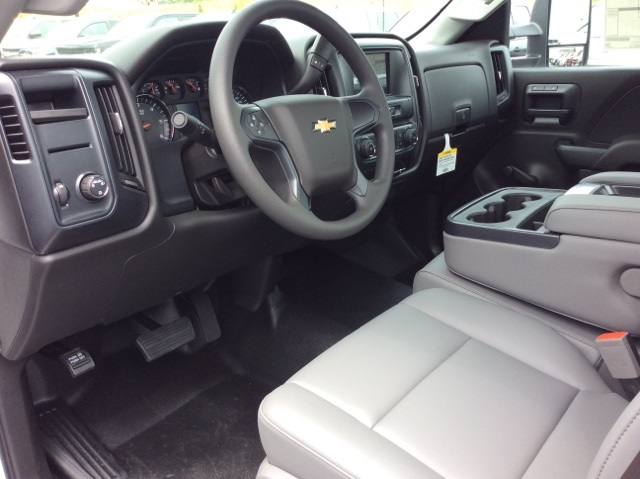 2017 Silverado 2500 Regular Cab, Reading Service Body #HZ308306 - photo 10