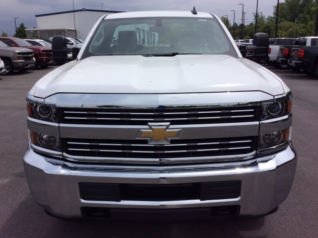 2017 Silverado 2500 Regular Cab, Reading Service Body #HZ308306 - photo 8