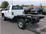 2017 Silverado 2500 Regular Cab, Reading Service Body #HZ308306 - photo 1