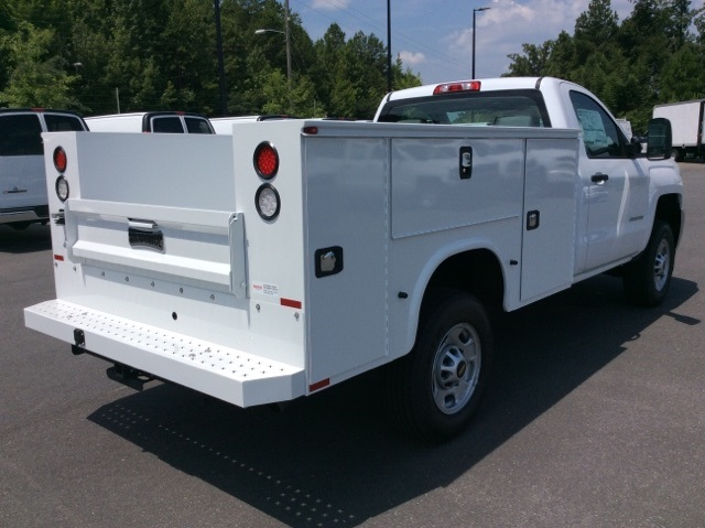 2017 Silverado 2500 Regular Cab 4x4, Knapheide Service Body #HZ329751 - photo 5