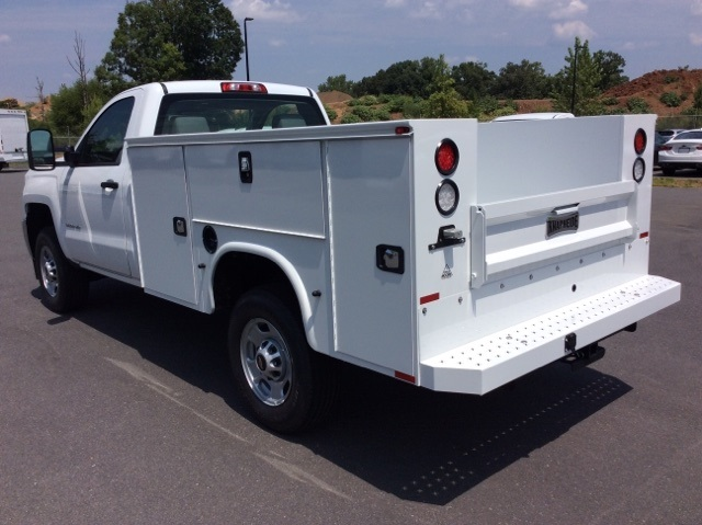 2017 Silverado 2500 Regular Cab 4x4, Knapheide Service Body #HZ329751 - photo 2