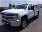 2017 Silverado 2500 Regular Cab 4x4, Knapheide Service Body #HZ329751 - photo 1