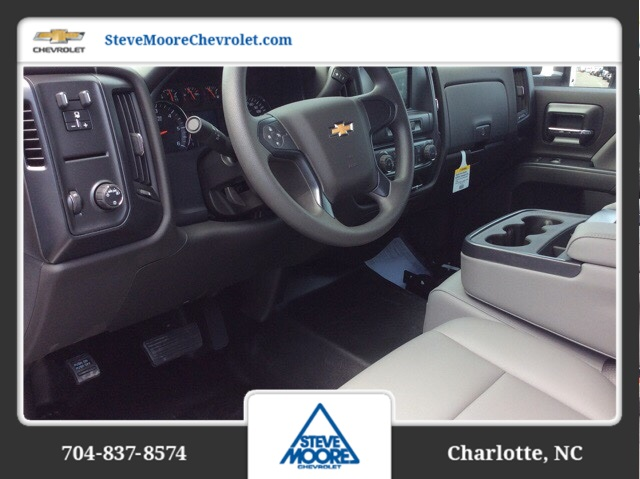 2017 Silverado 2500 Double Cab, Knapheide Service Body #HZ381214 - photo 12
