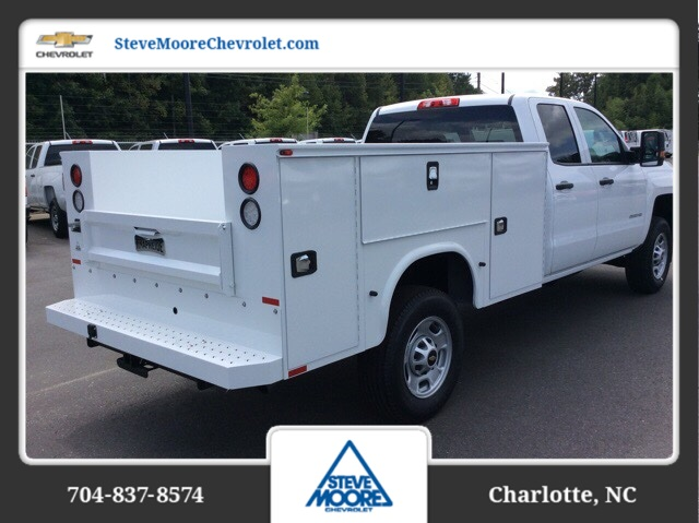 2017 Silverado 2500 Double Cab, Knapheide Service Body #HZ381214 - photo 5