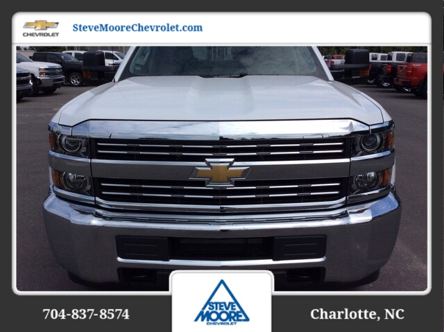 2017 Silverado 2500 Double Cab, Knapheide Service Body #HZ381214 - photo 9