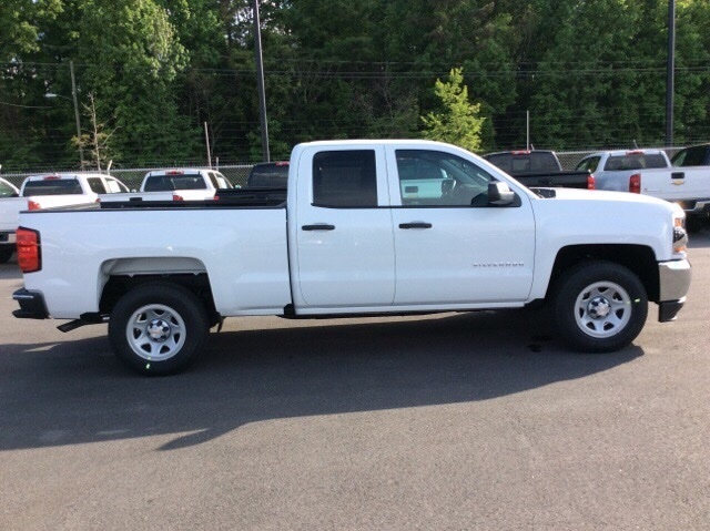 2017 Silverado 1500 Double Cab Pickup #HZ381419 - photo 4