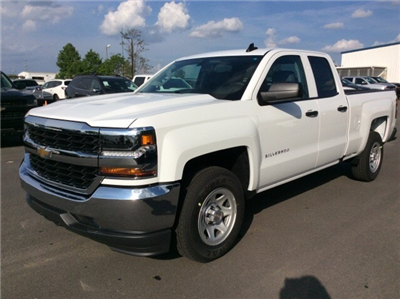 2017 Silverado 1500 Double Cab Pickup #HZ381419 - photo 1