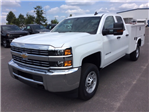 2017 Silverado 2500 Double Cab, Knapheide Service Body #HZ384337 - photo 1