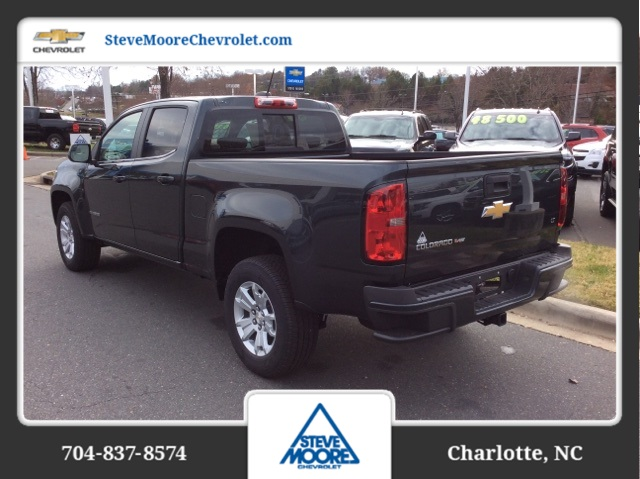 2018 Colorado Crew Cab, Pickup #J1159912 - photo 2