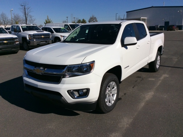 2018 Colorado Crew Cab 4x2,  Pickup #J1181744 - photo 1
