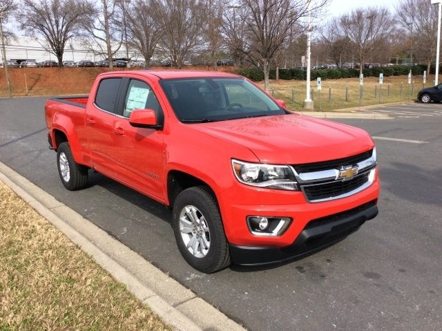 2018 Colorado Crew Cab 4x2,  Pickup #J1183692 - photo 4