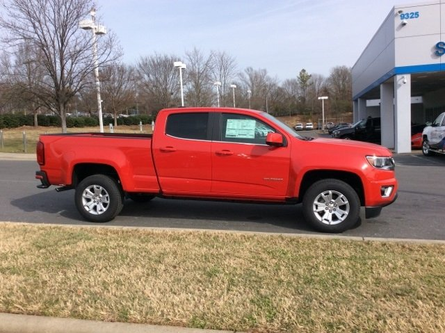 2018 Colorado Crew Cab 4x2,  Pickup #J1183692 - photo 6