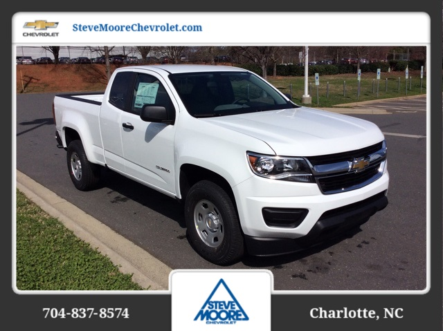 2018 Colorado Extended Cab, Pickup #J1214052 - photo 3