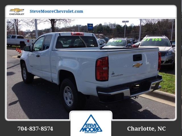 2018 Colorado Extended Cab, Pickup #J1214052 - photo 2