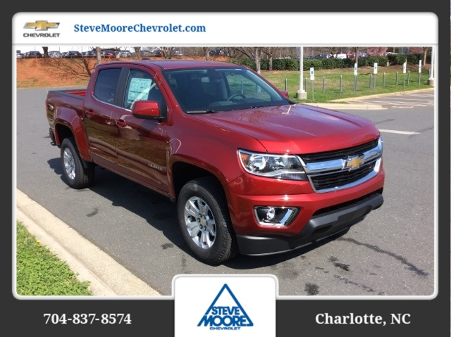 2018 Colorado Crew Cab, Pickup #J1214984 - photo 3