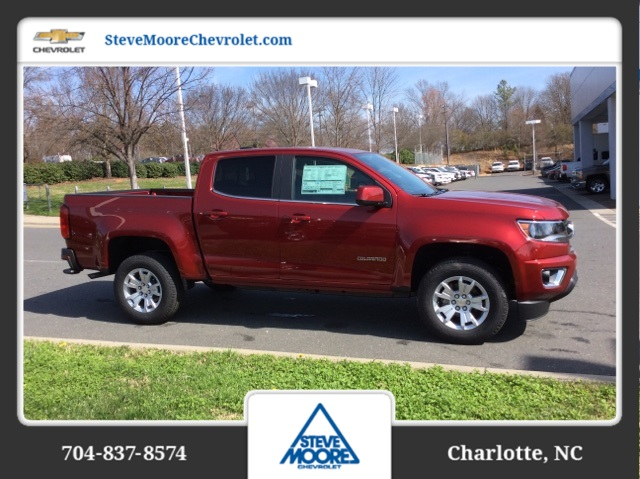 2018 Colorado Crew Cab, Pickup #J1214984 - photo 4