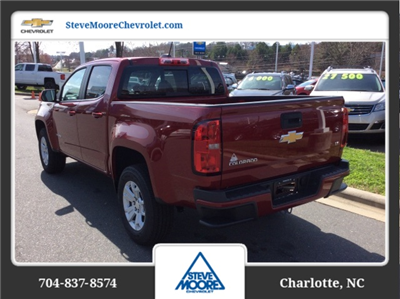 2018 Colorado Crew Cab, Pickup #J1214984 - photo 2