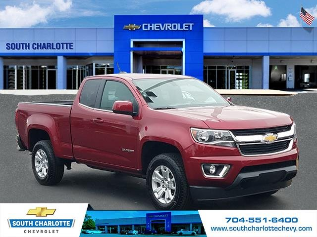 2018 Colorado Extended Cab, Pickup #J1250415 - photo 3