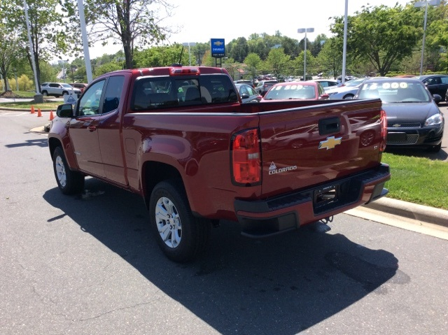 2018 Colorado Extended Cab, Pickup #J1250415 - photo 2