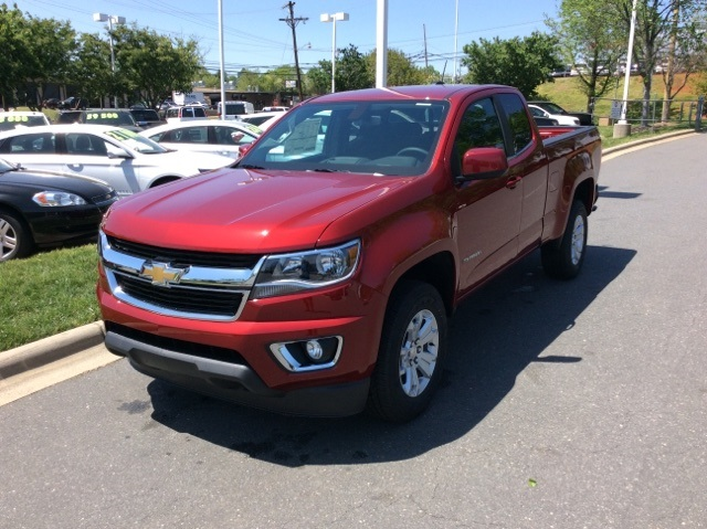 2018 Colorado Extended Cab, Pickup #J1250415 - photo 1