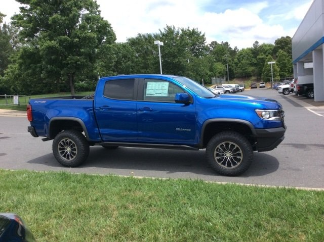 2018 Colorado Crew Cab 4x4,  Pickup #J1291416 - photo 6