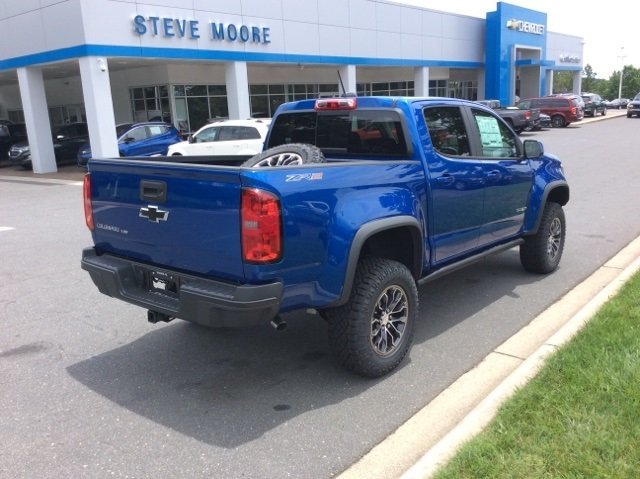 2018 Colorado Crew Cab 4x4,  Pickup #J1291416 - photo 7