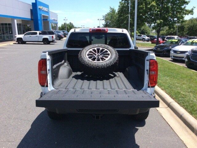 2018 Colorado Crew Cab 4x4,  Pickup #J1299668 - photo 4