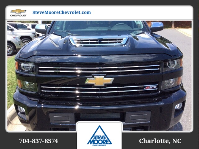 2018 Silverado 2500 Crew Cab 4x4,  Pickup #JF101345 - photo 9