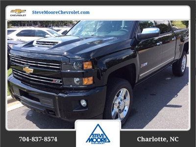 2018 Silverado 2500 Crew Cab 4x4,  Pickup #JF101345 - photo 1