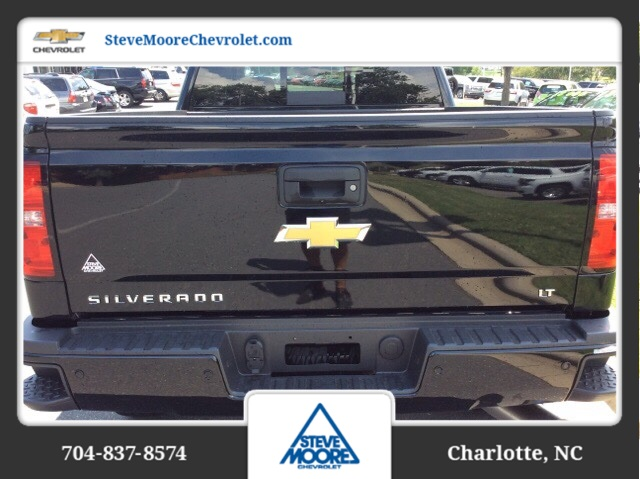 2018 Silverado 2500 Crew Cab 4x4, Pickup #JF103471 - photo 6