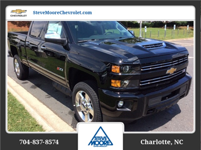 2018 Silverado 2500 Crew Cab 4x4, Pickup #JF103471 - photo 3