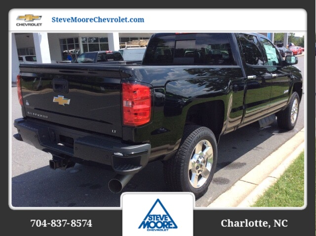 2018 Silverado 2500 Crew Cab 4x4, Pickup #JF121584 - photo 5