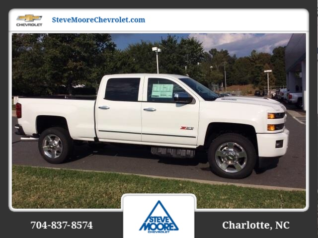 2018 Silverado 2500 Crew Cab 4x4 Pickup #JF124895 - photo 4