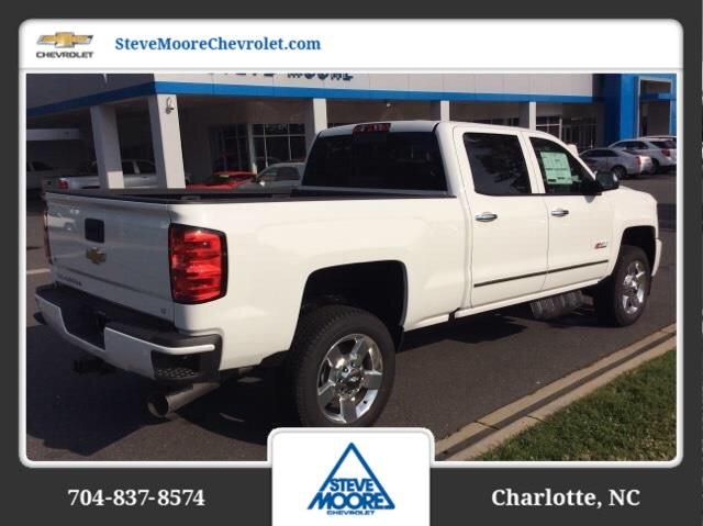 2018 Silverado 2500 Crew Cab 4x4 Pickup #JF124895 - photo 5