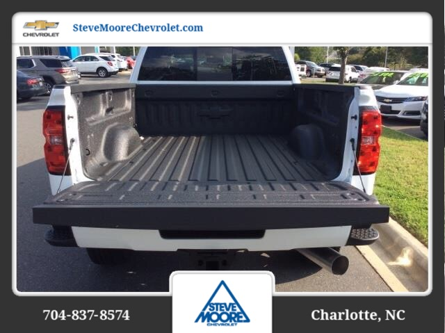 2018 Silverado 2500 Crew Cab 4x4 Pickup #JF124895 - photo 7