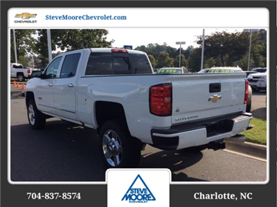 2018 Silverado 2500 Crew Cab 4x4 Pickup #JF124895 - photo 2