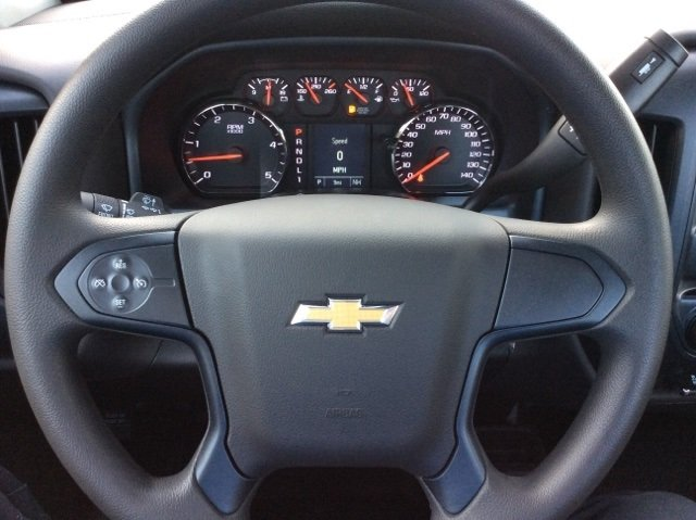 2018 Silverado 3500 Regular Cab DRW 4x4, Cab Chassis #JF137406 - photo 17