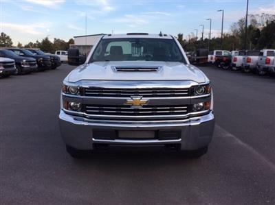 2018 Silverado 3500 Regular Cab DRW 4x4, Cab Chassis #JF137406 - photo 9