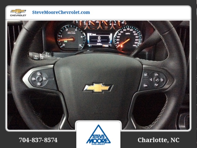 2018 Silverado 2500 Crew Cab 4x4, Pickup #JF155733 - photo 18