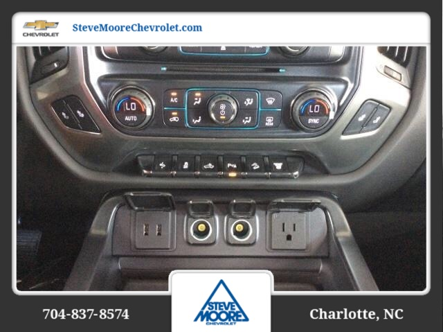 2018 Silverado 2500 Crew Cab 4x4, Pickup #JF155733 - photo 20