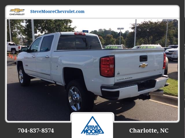 2018 Silverado 2500 Crew Cab 4x4, Pickup #JF155733 - photo 2