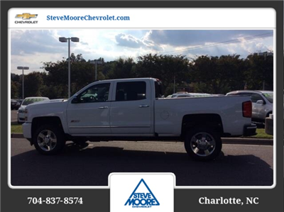 2018 Silverado 2500 Crew Cab 4x4, Pickup #JF155733 - photo 8