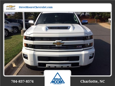 2018 Silverado 2500 Crew Cab 4x4, Pickup #JF155733 - photo 9