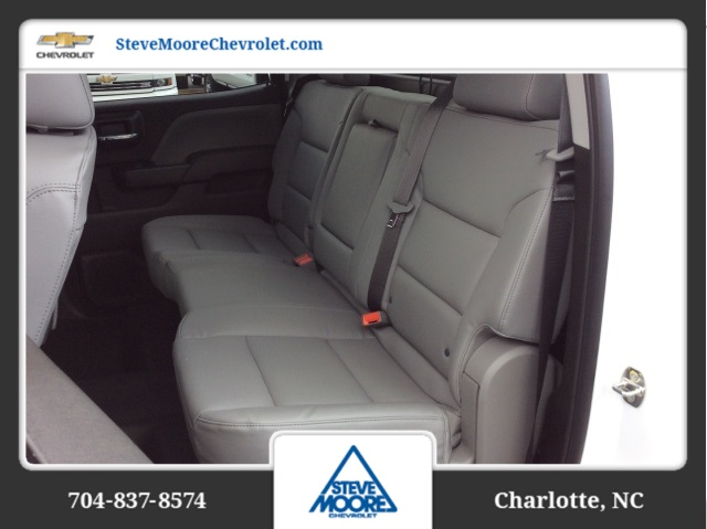 2018 Silverado 2500 Crew Cab 4x4, Reading SL Service Body #JF160380 - photo 11